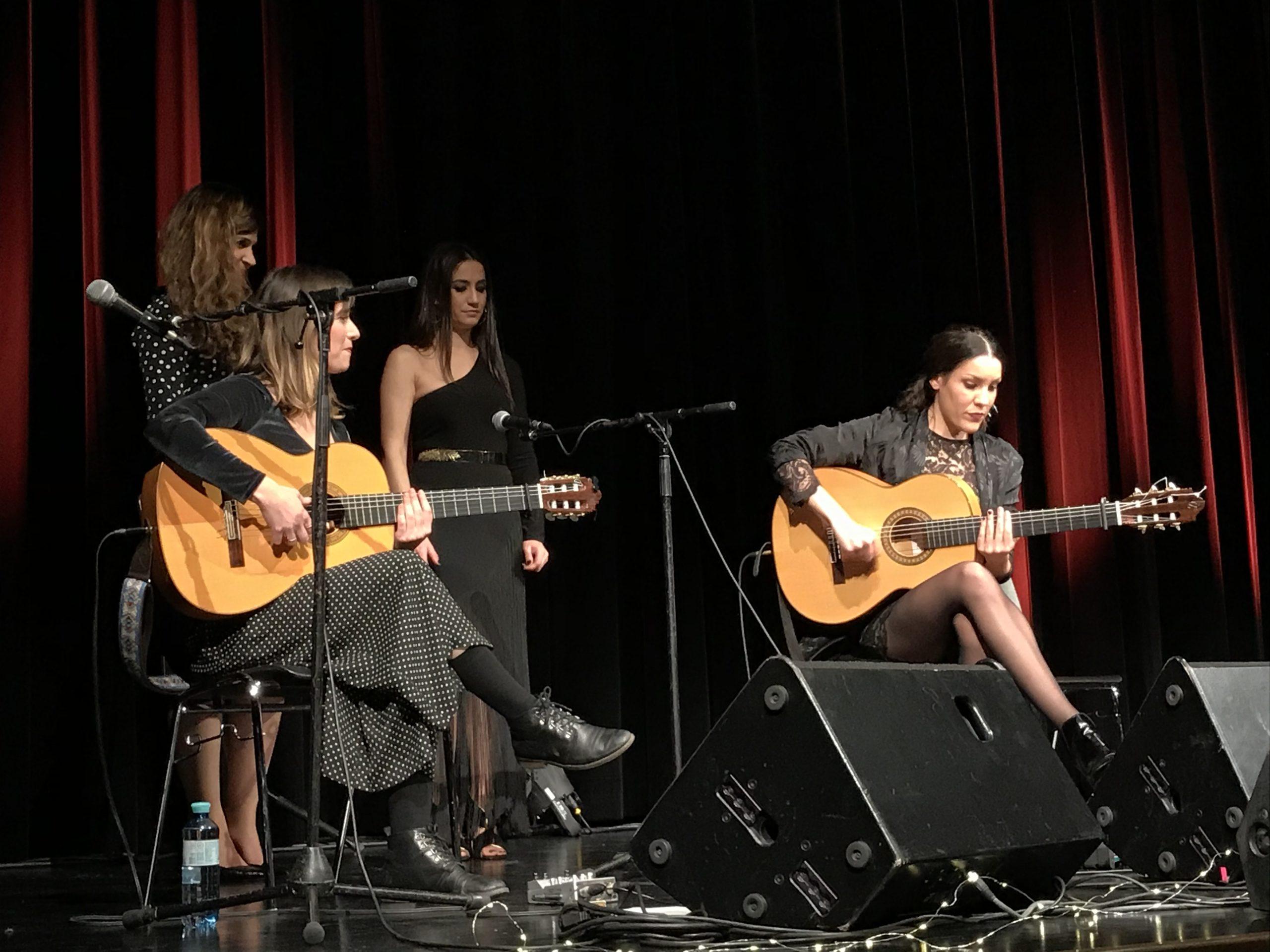 """Spanische Girlband """"Las Migas"""" zu Gast in Götzis"""
