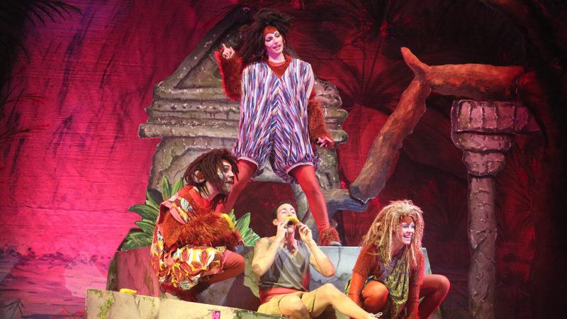 Dschungelbuch – Das Musical zu Gast in Feldkirch