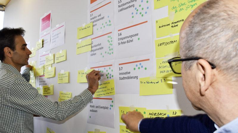 Ziele bei Ortskernentwicklung erarbeitet