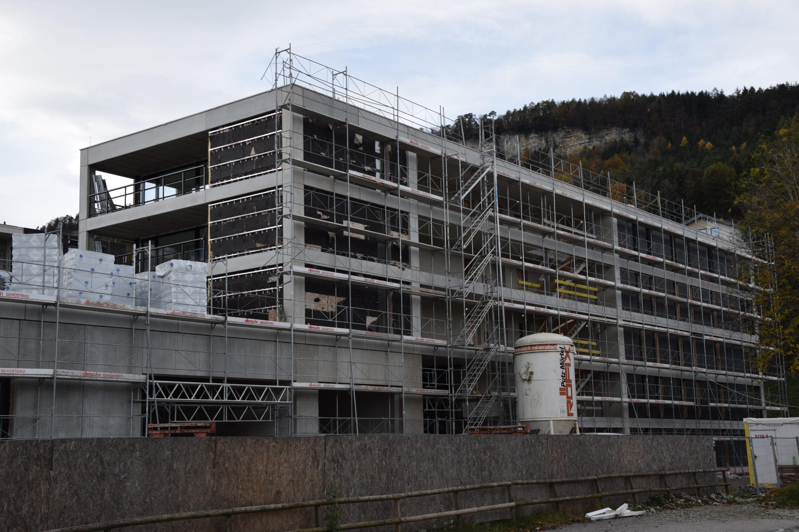 Apotheke in Tosters kann endlich gebaut werden