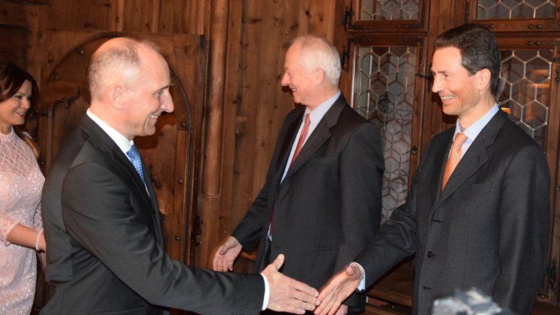 Fürst Hans-Adam II. feiert 75. Geburtstag