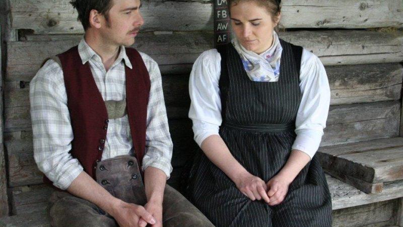 Gsi-Film: Franz Michael Felder, seine Nanni und Kaspar Moosbrugger