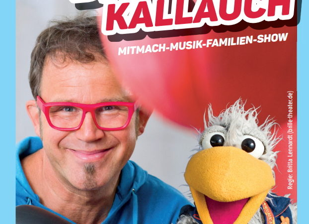 Die Mitmach-Musik-Familienshow mit Daniel Kallauch