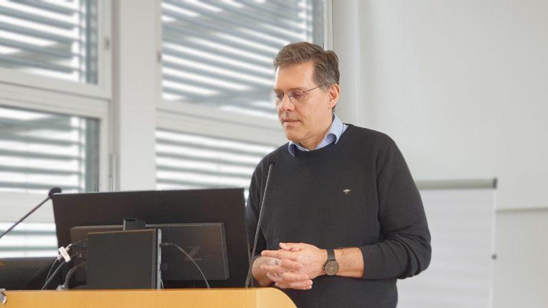 Gernot Brauchle wird neuer Vorsitzender der Internationalen Bodensee-Hochschule