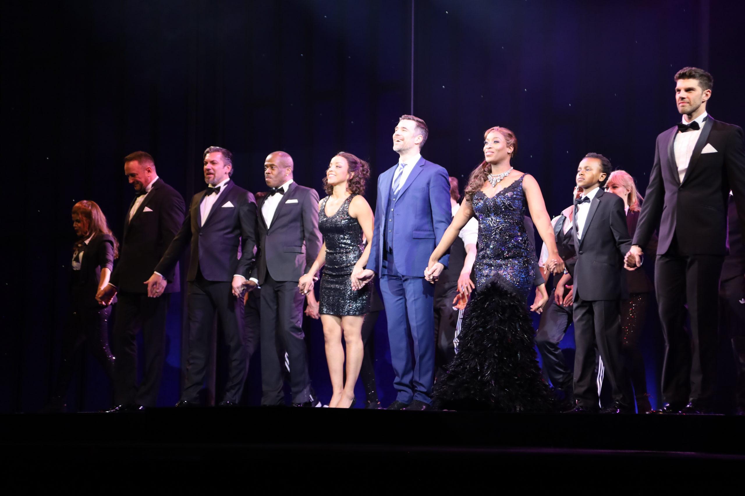 Bodyguard-Musical in Bregenz feiert Premiere