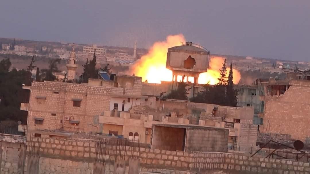29 türkische Soldaten in Idlib getötet