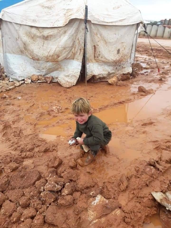 Die Grenze in Idlib ist zu und Griechenland schließt die Grenze zur Türkei
