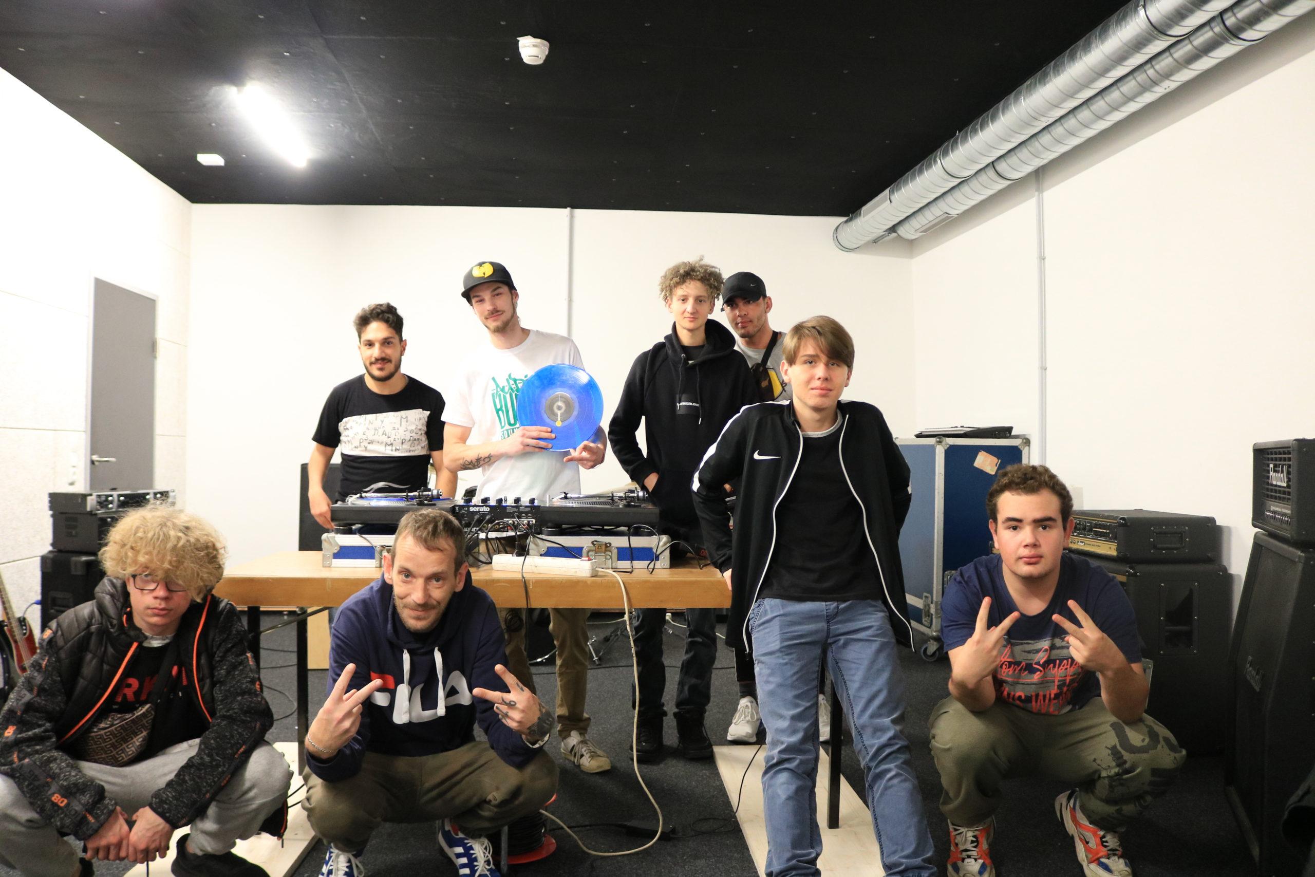 Ein Jahr Jugendtreff Graf Hugo Feldkirch