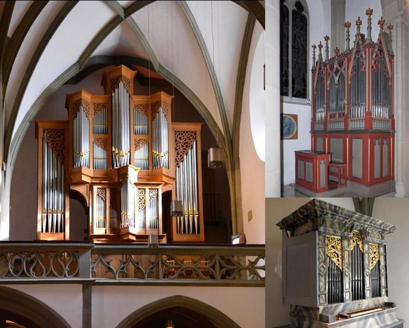 Orgel im Konzert – Musik an den drei Orgeln des Domes