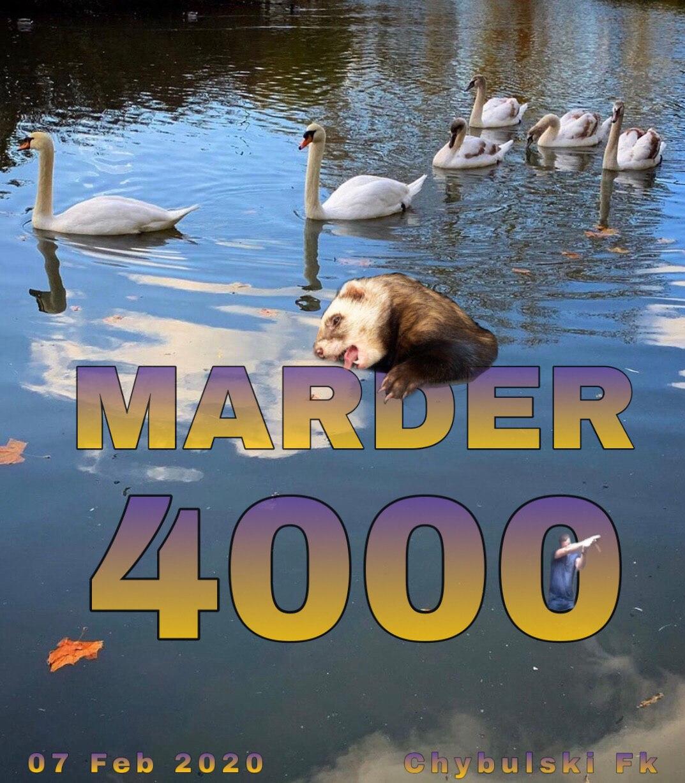 Marder 4000 live im Chybulski