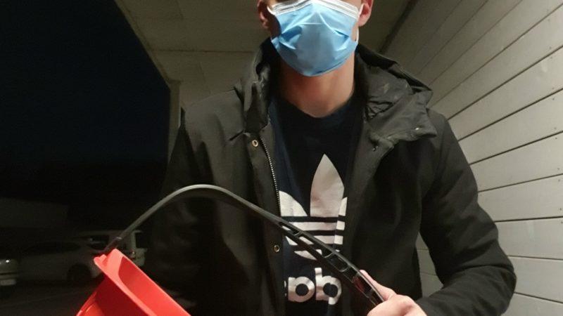 Maskenpflicht im Supermarkt – Die neue Maßnahme der Regierung und ihre Wirkungsmöglichkeit