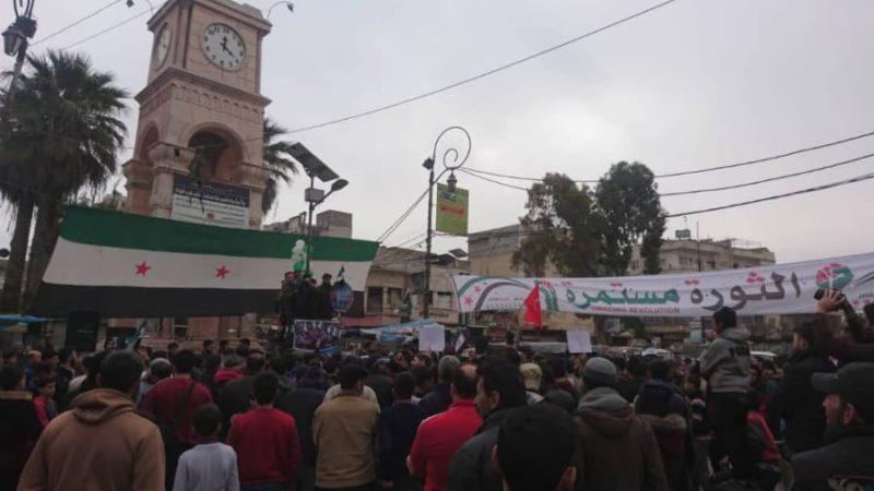 Waffenstillstand in Idlib hält