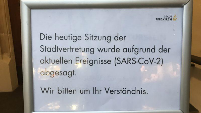 Vorarlberger sprechen über die Coronakrise