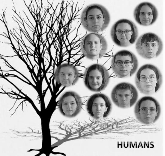 HUMANS. Ein Theaterstück mit Jugendlichen