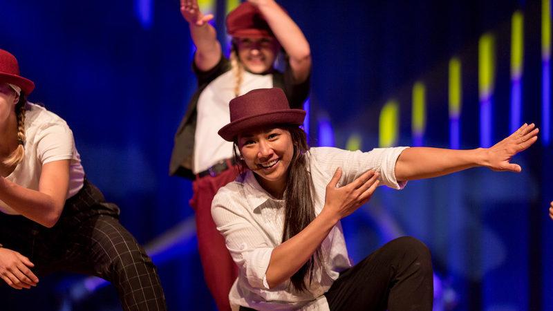 Tägliches Tanzen hilft durch die Krise: Racquel del Rosario