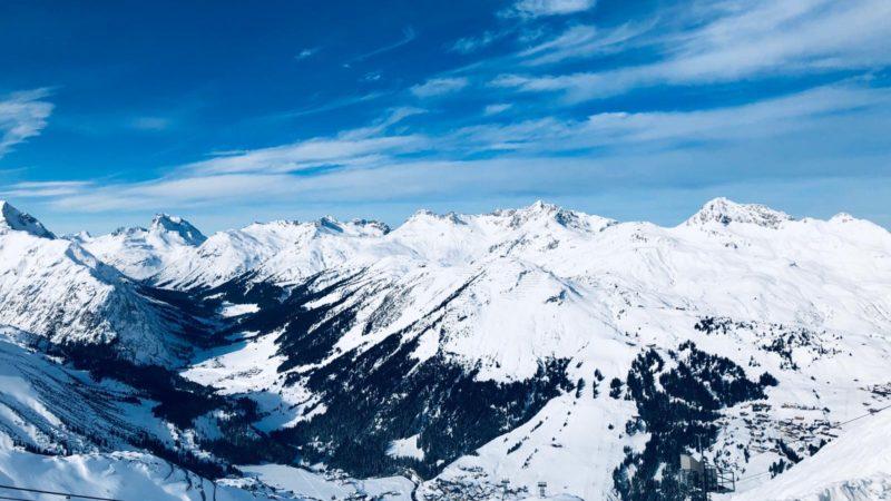 Arlbergregion unter Quarantäne