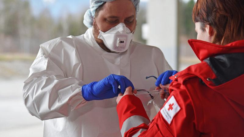 Rotes Kreuz Vorarlberg: Fairplay im Umgang mit Rettungskräften