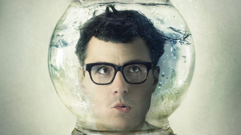 """""""Goldfisch"""" – Kabarett mit Manuel Rubey"""