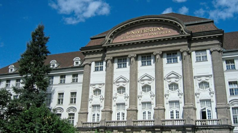 Preis des Fürstentums Liechtenstein für wissenschaftliche Forschung verliehen