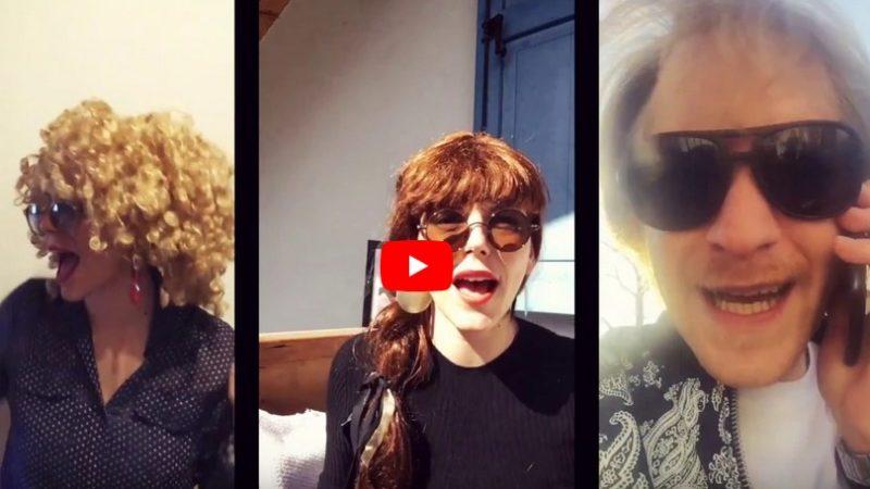 So geht Videodreh in Corona-Zeiten: Band shootet Musikclip getrennt voneinander