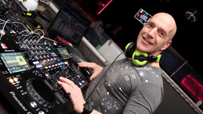 """Olaf Ehrne alias DJ Five: """"Die Coronakrise ist eine große Herausforderung für mich"""""""