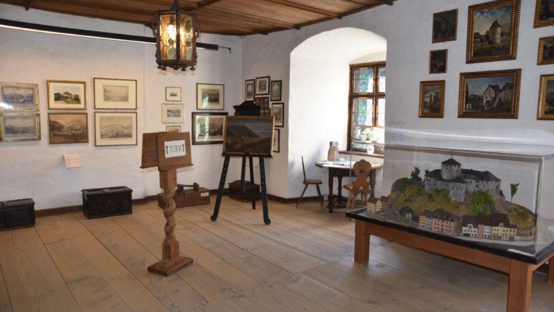 Serie: In 18 Bildern durch das Schattenburgmuseum: Teil 6