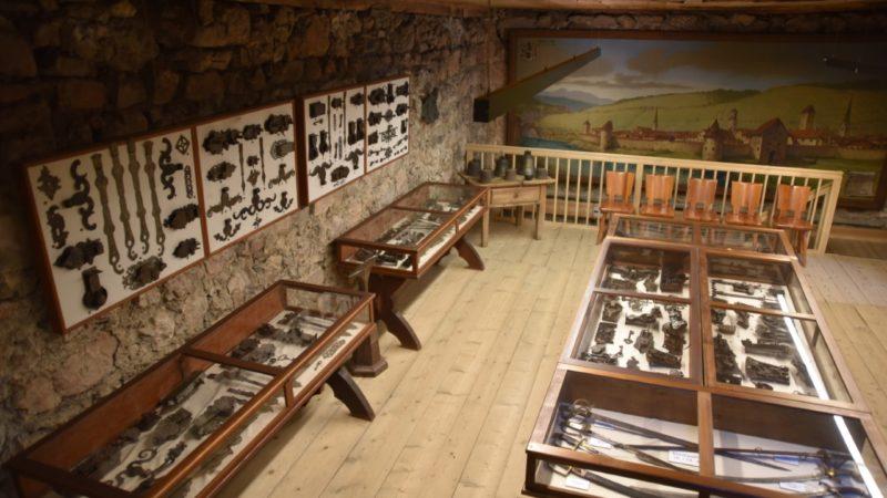 Serie: In 18 Bildern durch das Schattenburgmuseum: Teil 7