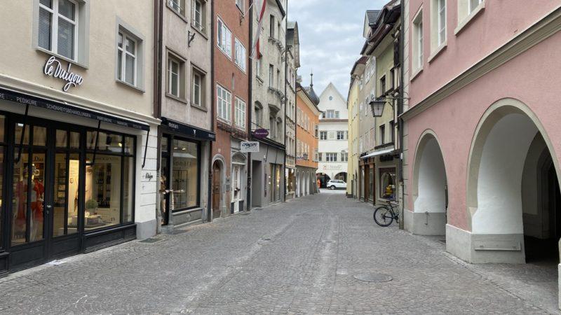 Feldkirch zeigt vorbildlichen Umgang in der Krise