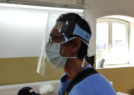 Unbürokratische Hilfe für das Krankenhaus Dornbirn