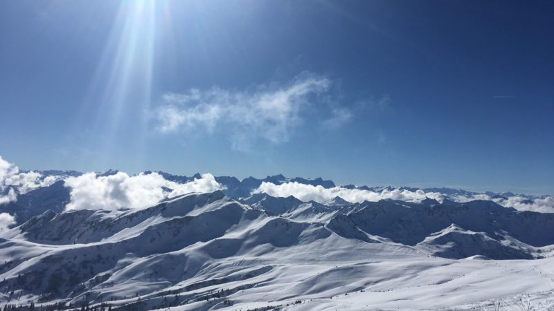 Skifahren bald wieder möglich. Kaunertaler und Hintertuxer Gletscher öffnen am 29.5.
