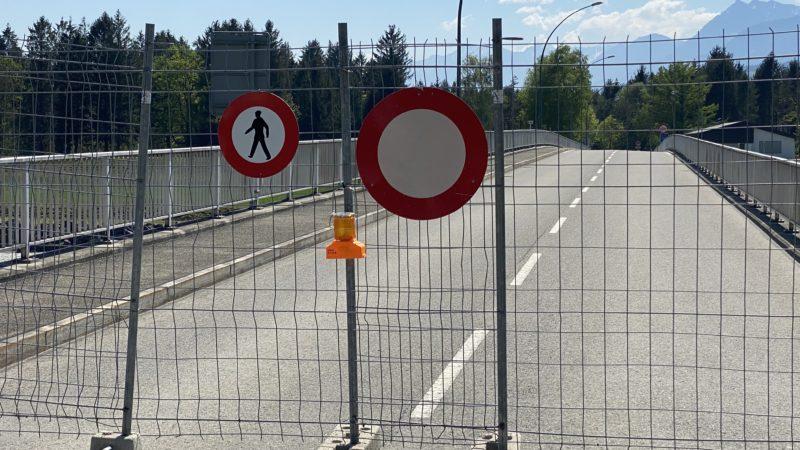 Grenzöffnung zu den Nachbarstaaten ab Donnerstag – Grenze zu Italien bleibt zu