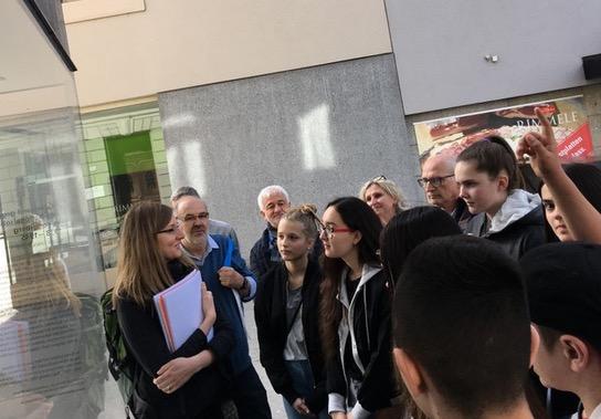 """""""Widerstand, Verfolgung und Desertion"""" – neuer Rundgang in Bregenz"""