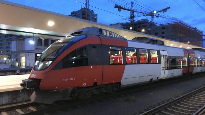 S-Bahn: FL-Regierung verabschiedet Bericht und Antrag eines Verpflichtungskredites
