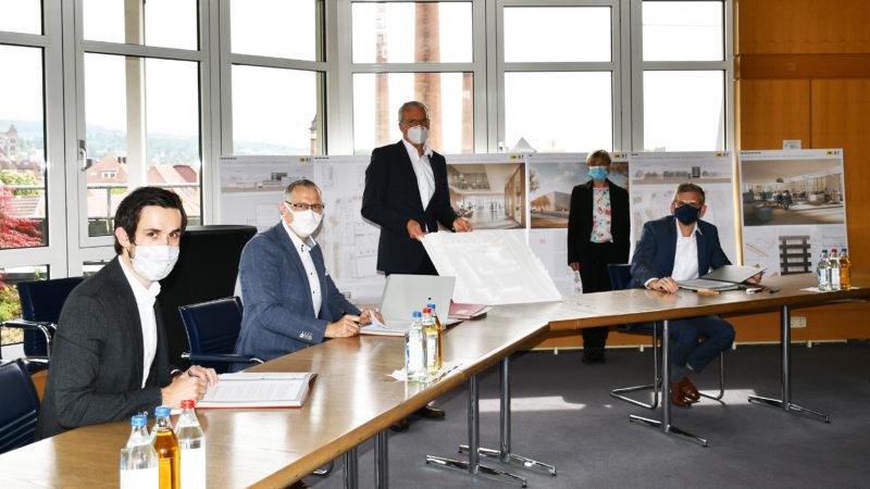 Vorarlberger Bauunternehmen i+R gewinnt Wettbewerb für Neubau der Stadtwerke Esslingen