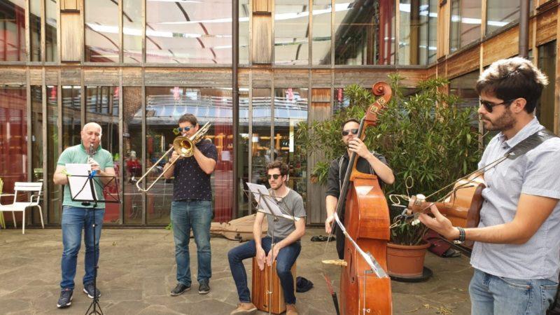 Musikschule Rankweil-Vorderland wieder in der Öffentlichkeit aktiv