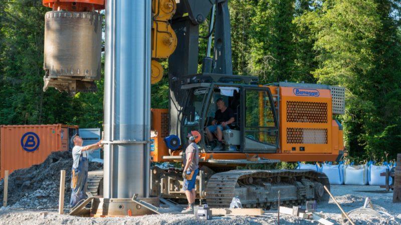 Investition in die Rankweiler Wasserversorgung