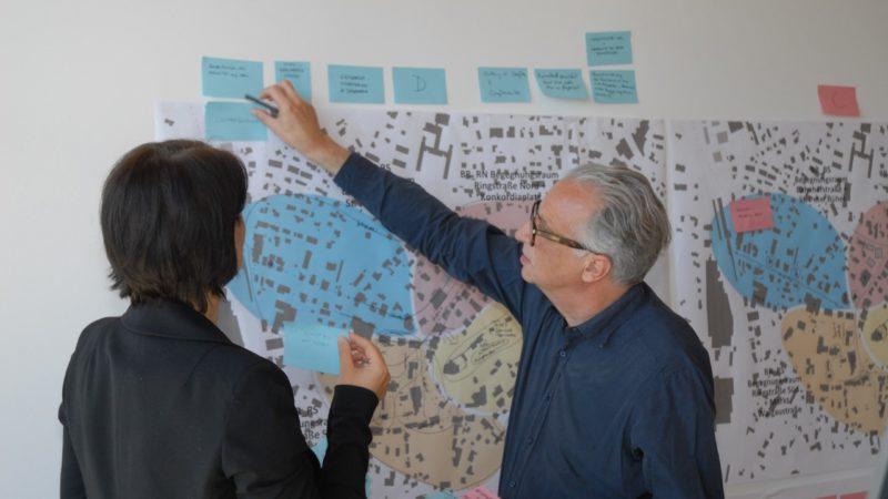 Ortskernentwicklung Rankweil: Fachplaner bringen sich ein