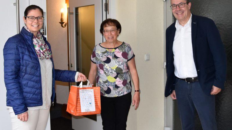 Pflegende aus Rankweil, Meiningen und Übersaxen mit Frühstück gedankt