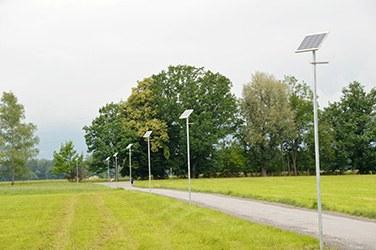 Neue LED-Leuchten für mehr Sicherheit in Altach