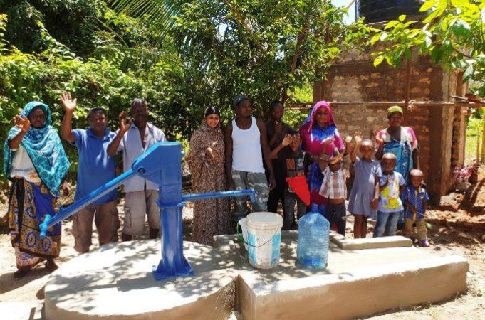 Unermüdlicher Einsatz in Kinondo: Feldkircherin Brigitte Dobler berichtet über ihr Hilfsprojekt in Kenia