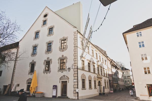 In eine humanistische Zukunft: Palais Liechtenstein wird zum Thinktank