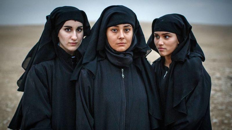 """Düstere Reise nach Raqqa in """"Kalifat"""" auf Netflix"""