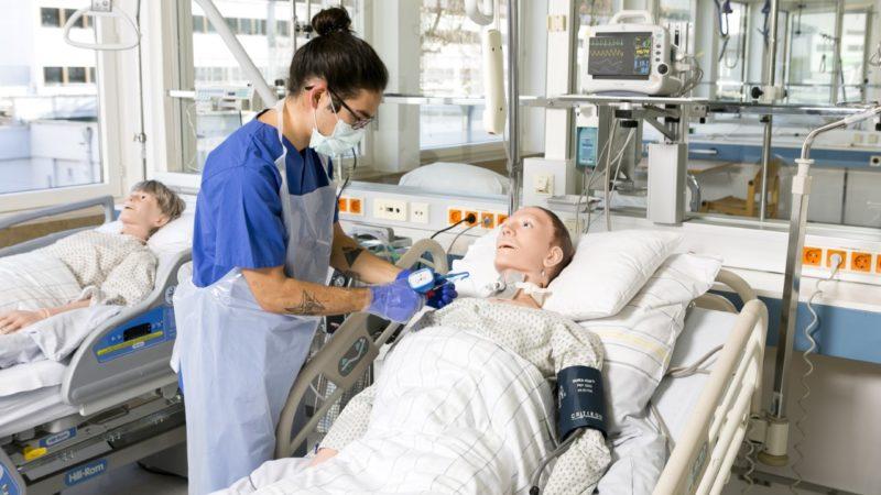 Lagebericht Landeskrankenhäuser zu Covid-19, Stand 14. 11. 2020