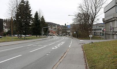 Aktuelle Bauvorhaben in Feldkirch: Vorarbeiten für Stadttunnel Feldkirch und neues Ortszentrum für Tosters
