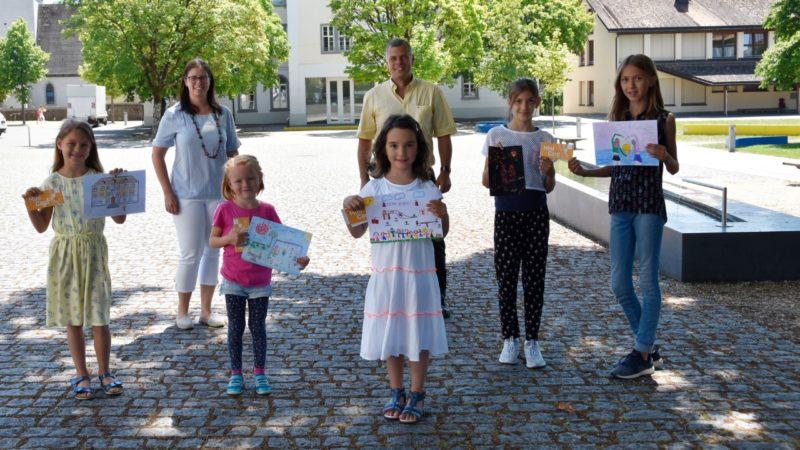 Rankweiler Malwettbewerb: Gewinnerinnen stehen fest