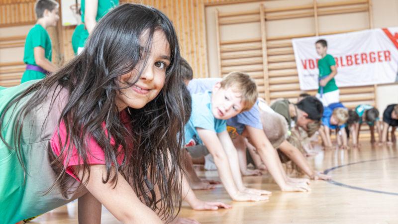 Bregenz: Freizeitprogramm für Kinder in den Sommerferien