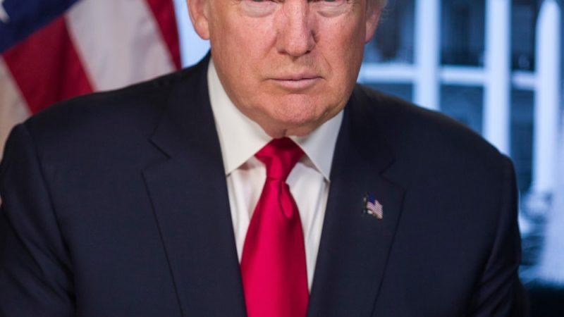 Trump droht Demonstranten mit der Armee
