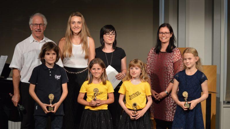 Musikschule Rankweil-Vorderland fördert viele Talente