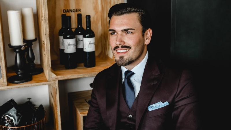 Filip Zlatkovic: Mode, die Männerherzen höher schlägen lässt