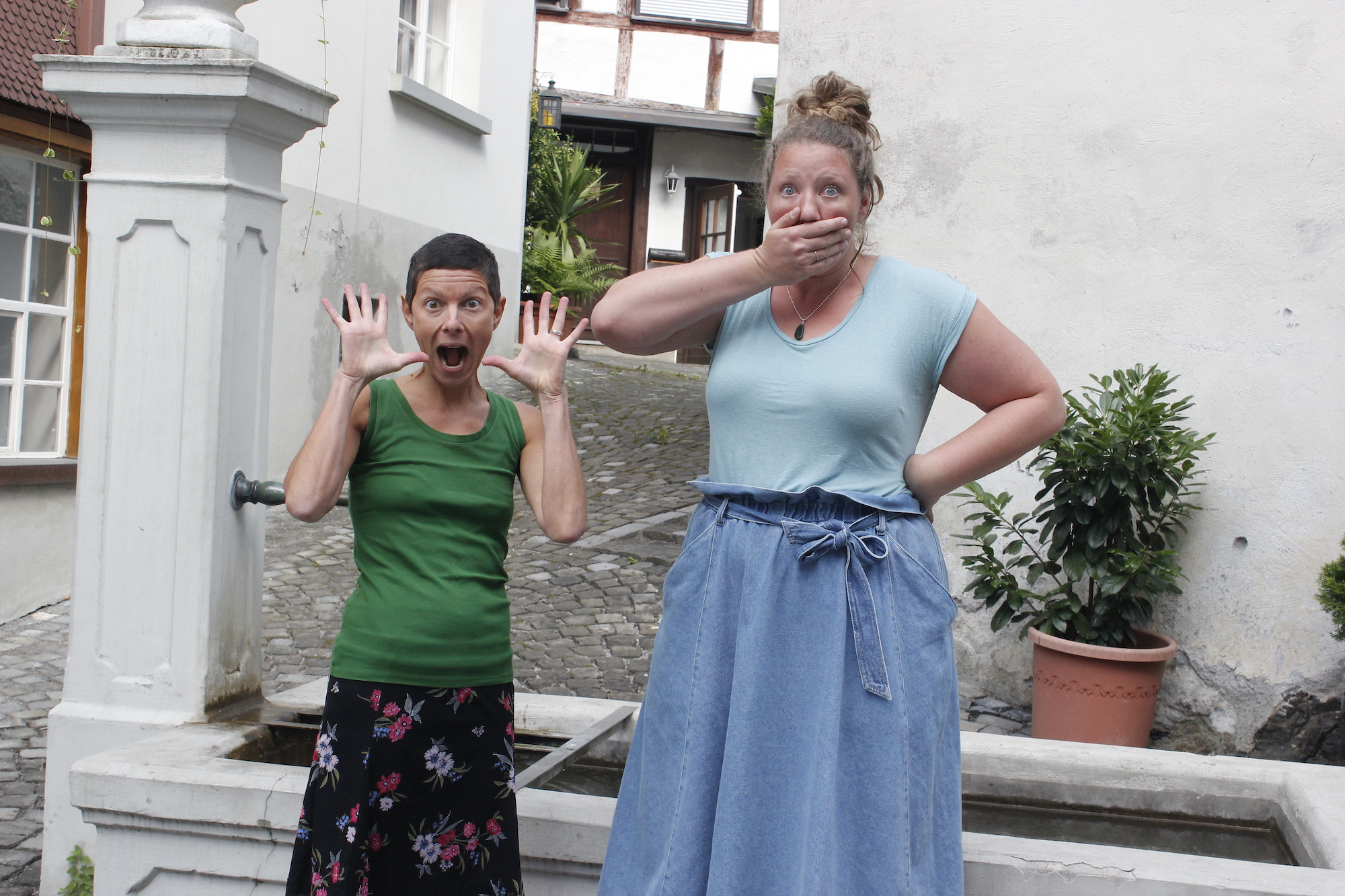 Einfach reden mit Lisa Suitner und Christiane Mähr